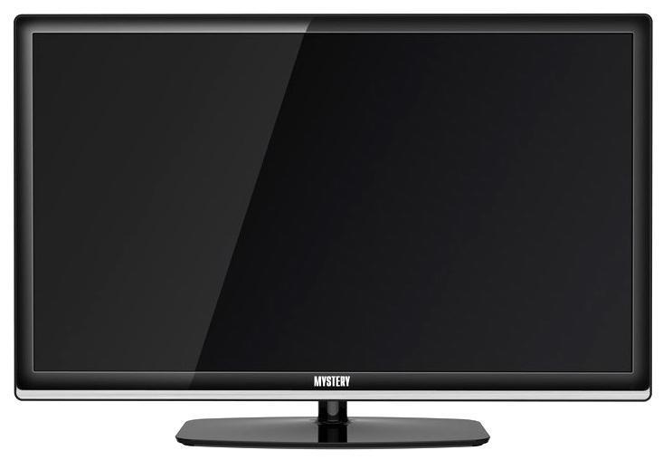 Mystery MTV-1924LT2MTV-1924LT2Mystery MTV-1924LT2 - это компактный LED-телевизор с диагональю экрана 19 дюймов и разрешением 1366 x 768. Он имеет небольшую толщину, хорошую цветопередачу и сниженное энергопотребление. Самой привлекательной особенностью данного телевизора является наличие USB-порта, который поддерживает воспроизведение основных форматов аудио, видео, текста и фотографий. Еще одно из достоинств этого телевизора - наличие большого количества входов для подключения, в том числе и компьютерный VGA-вход, поэтому телевизор можно использовать в роли монитора. Есть функция записи видео на USB-накопитель.
