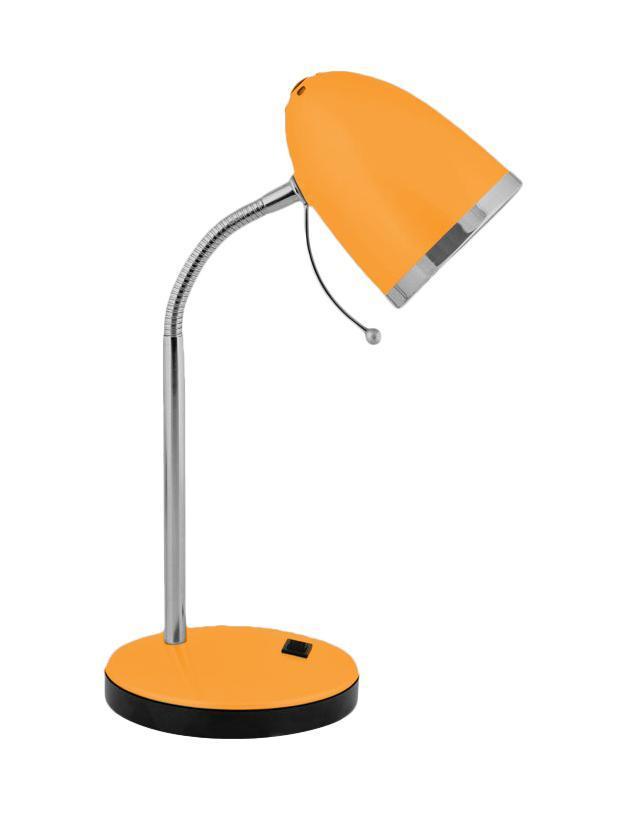Настольный светильник Camelion KD-308 (C11), Orange 11480