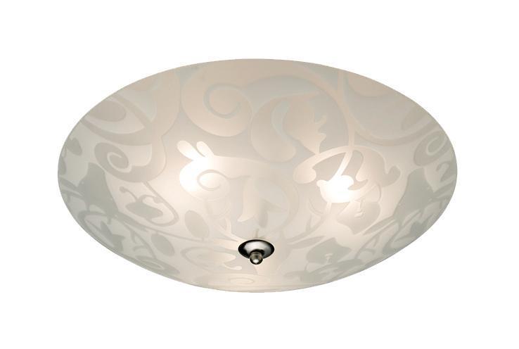 Настенно-потолочный светильник MarkSLojd BAMBI 181541-456612181541-456612181541-456612 Светильник настенно-потолочный, BAMBI, сталь, матовое стекло, E27 3*60WW