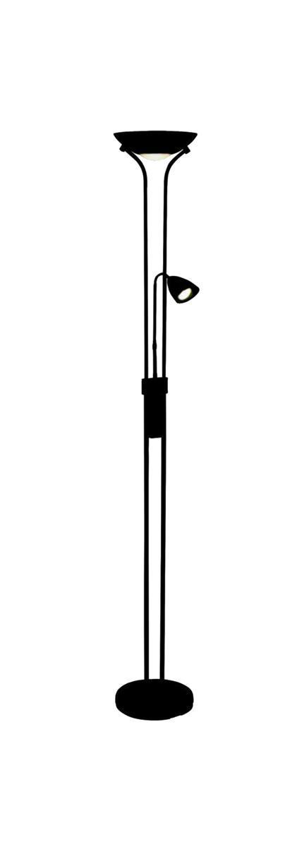 Напольный светильник MarkSLojd DETROIT 111223111223111223 Торшер, DETROIT, черный, R7s, GU10 1*300W, 1*15W