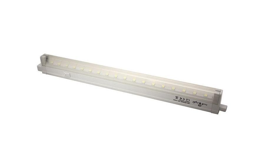 Потолочный светильник Luck & Light 18T4LWL18T4LWLСветодиодный энергосберегающий светильник Luck & Light, изготовленный из пластика, отлично впишется в интерьер Вашего дома. Он прекрасно подойдет для освещения коридоров, лестничных пролетов, кухонь, подсобных помещений, а так же для подсветки полок и внутреннего пространства шкафов (не допускается монтаж светильника около источников теплового излучения, в банях и саунах). Корпус светильника оснащен выключателем. На корпусе располагается вращающаяся панель из пластика, на которой расположено 18 светодиодов. Характеристики: Материал: пластик, металл. Размер светильника: 40 см х 4 см х 2 см. Количество светодиодов: 18 шт. Цветовая температура: 4100 К. Размер упаковки: 41 см х 8 см х 3 см. Характеристики: Материал: пластик, металл. Размер светильника: 40 см х 4 см х 2 см. Количество светодиодов: 18 шт. Цветовая температура: 4100 К. Размер...