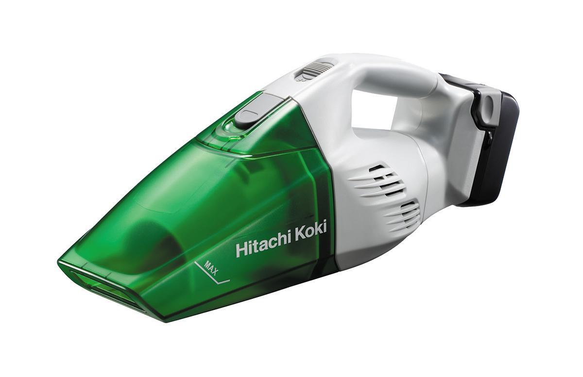Hitachi Koki R18DSL аккумуляторный пылесос (без аккумулятора)R18DSLКогда дело касается уборки дома, очень хочется сделать ее качественно и как можно быстрее. Поэтому сделайте правильный выбор в пользу пылесоса. Он за несколько минут поможет вам провести уборку без особого труда.