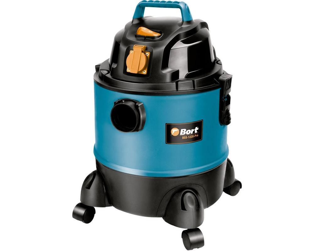 Пылесос для сухой и влажной уборки Bort BSS-1220-Pro