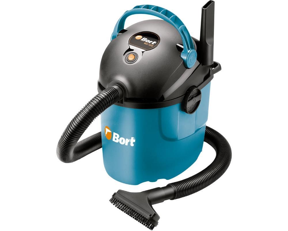 Пылесос для сухой и влажной уборки Bort BSS-1010