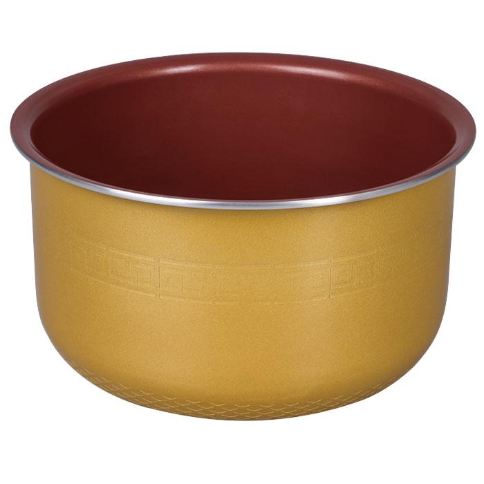 Redmond RB-C422 чаша для мультиваркиRB-C422Redmond RB-C422 - 4-литровая чаша с керамическим покрытием от компании ANATO (Корея) прошла самые серьезные испытания на прочность и качество. Изготовленное из экологичных материалов по самым передовым технологиям, керамическое покрытие более устойчиво к механическим воздействиям, чем тефлоновое или его аналоги. Пища, приготавливаемая в чаше, не пригорает, равномерно прожаривается и тушится, не теряя своих вкусовых и полезных качеств. Емкость можно также успешно использовать для приготовления блюд в духовом шкафу. Мыть чашу можно как под краном, так и в посудомоечной машине. Высота чаши: 137 мм Диаметр чаши: 220 мм (без обода)