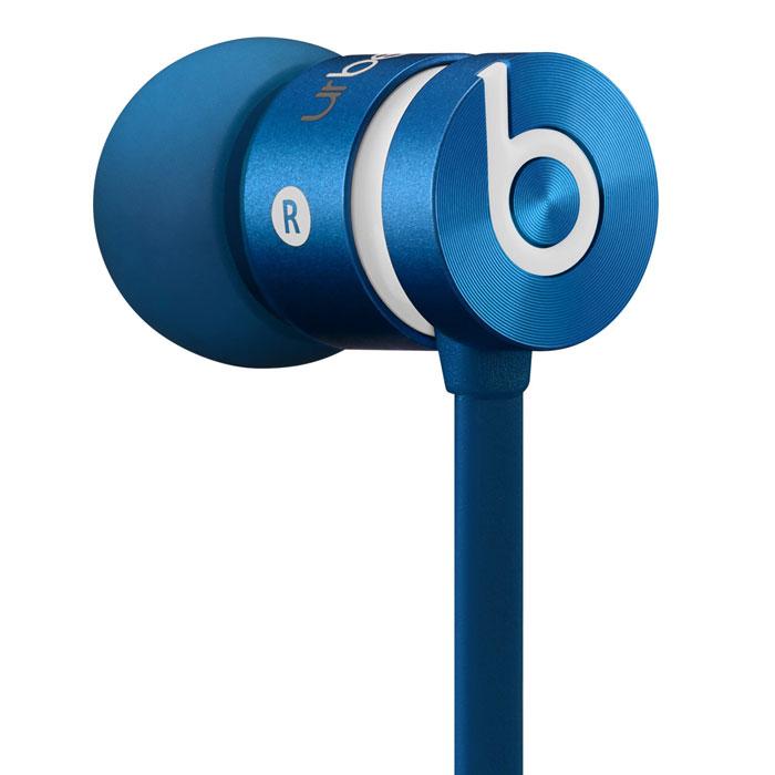 Beats urBeats, Blue наушникиMH9Q2ZM/ABeats urBeats - стильные и надежные наушники-вкладыши. Оригинальный дизайн и удивительное звучание звонких верхов в сочетании с выразительными низами делают эти наушники желанным приобретением для любого современного меломана. Качественные динамики и анатомические по форме ушные вкладыши обеспечивают должный комфорт и удовольствие при длительном прослушивании любимой музыки. Цельнометаллический корпус гарантирует отсутствие вибраций, искажения звука, и других нежелательных внешних воздействий. При помощи специального зажима вы легко можете прикрепить наушники к одежде. Благодаря удобному пульту с микрофоном Control Talk теперь можно без особых усилий (и необходимости доставать устройство) отрегулировать громкость, сменить трек, включить паузу или переключиться на телефонный разговор.