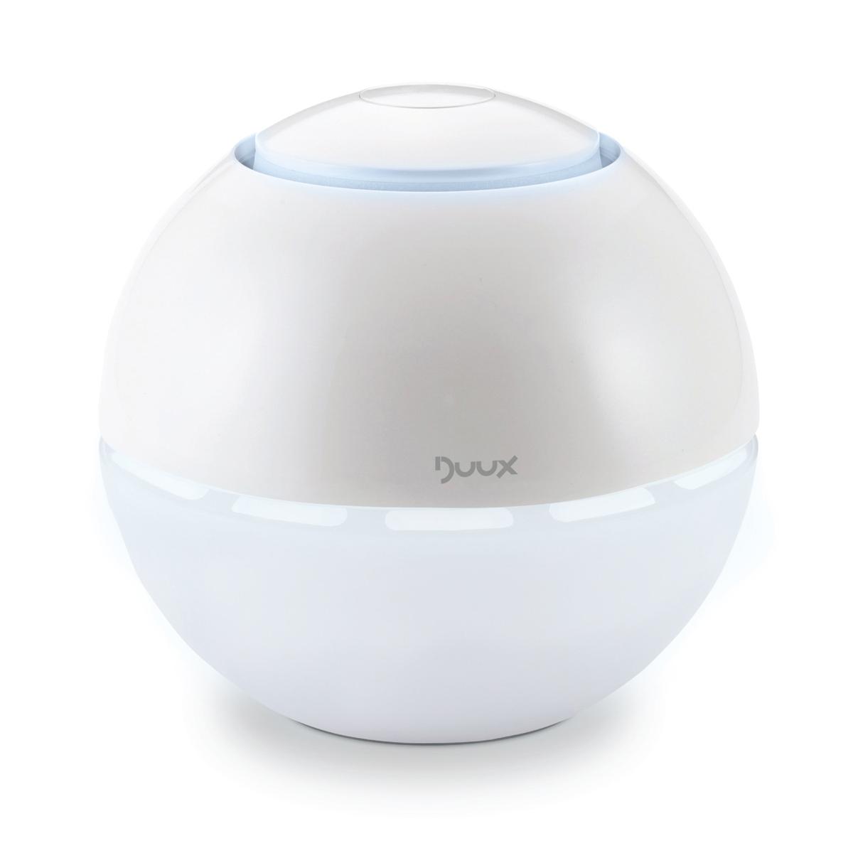 Увлажнитель воздуха Ультразвуковой увлажнитель и ионизатор воздуха с ночником Duux DUAH04