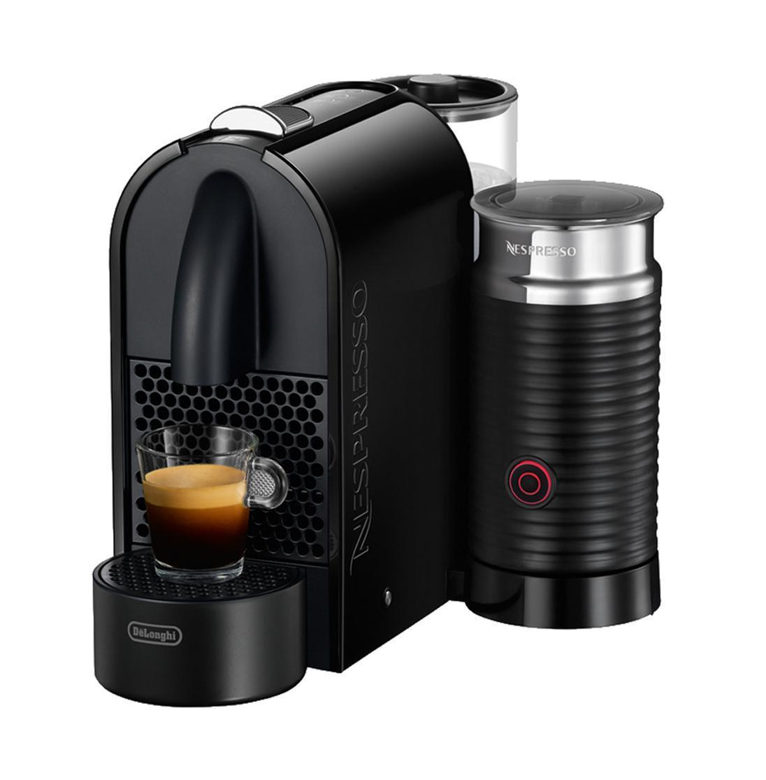 DeLonghi EN 210.BAE Nespresso кофеваркаEN 210.BAEКапсульная кофемашина Nespresso теперь стала полностью автоматической, в сочетании с лаконичным и простым дизайном.