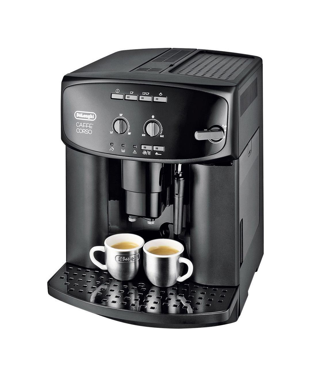 DeLonghi ESAM 2600ESAM 2600Полностью автоматическая кофемашина эспрессо DeLonghi ESAM 2600 с функцией приготовления капучино. Произведенная в полном соответствии с высочайшими стандартами качества и спроектированная до мельчайших деталей, автоматическая кофемашина эспрессо DeLonghi ESAM 2600 не будет просто банальным предметом обстановки, а станет составной частью Вашего индивидуального интерьера. Уникальная система CRF (Компактность, Надежность, Свежесть) - в которой применена запатентованная система приготовления - Tubeless, блок приготовления в момент помола поднимается прямо к кофемолке, и забирает свежесмолотый кофе напрямую, без использования трубок или воронок. Там же осуществляется процесс предварительного смачивания, благодаря чему получается всегда свежий, безупречный кофе Система Капучино Съемный центральный блок приготовления - большая долговечность и простота эксплуатации Новый запатентованный термоблок для поддержания корректной и постоянной температуры...