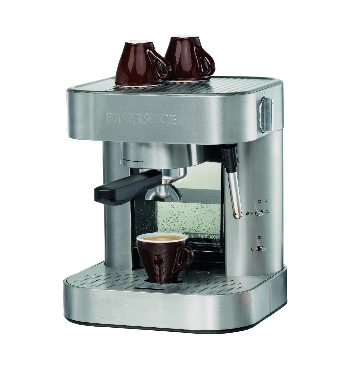 Rommelsbacher EKS 1500 кофемашинаEKS 1500