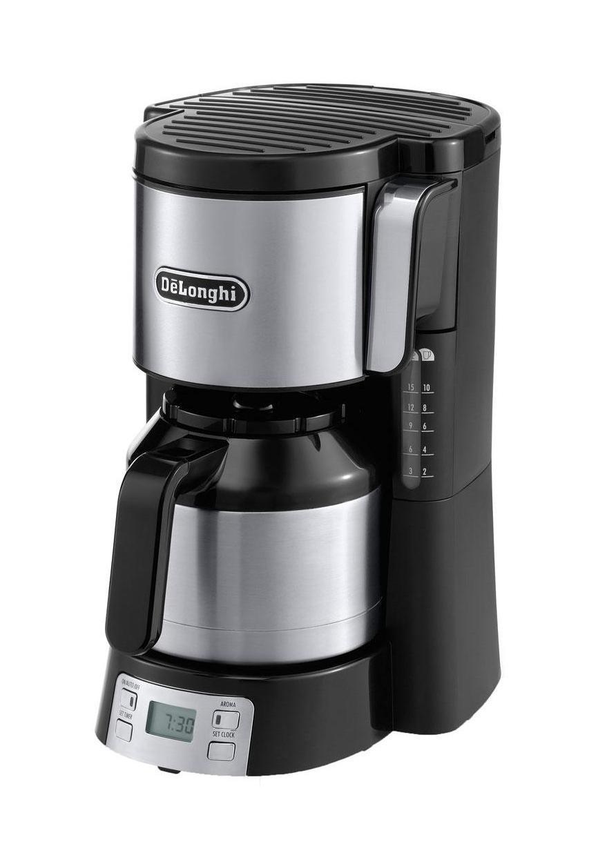 DeLonghi ICM 15750, Metall капельная кофеваркаICM 15750