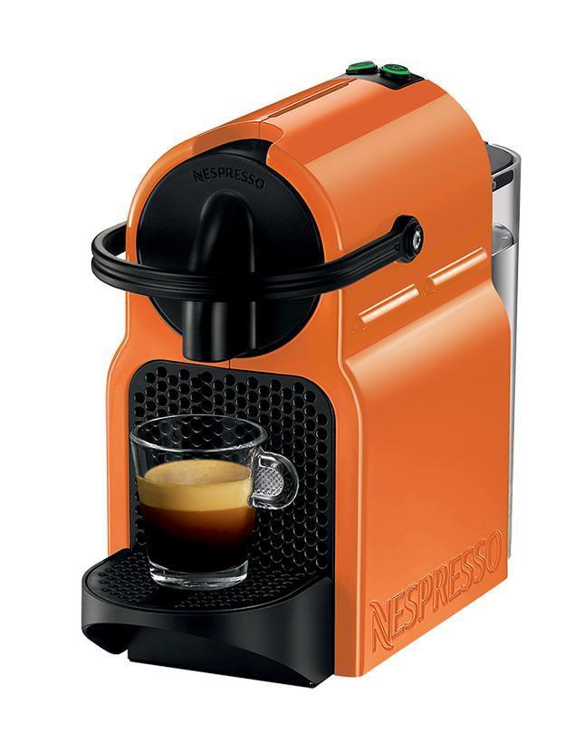 DeLonghi EN 80.O Nespresso, Оrange кофеваркаEN 80 ОЛегкая установка количества воды на порцию позволяет кофемашине автоматически остановить подачу кофе, когда это необходимо