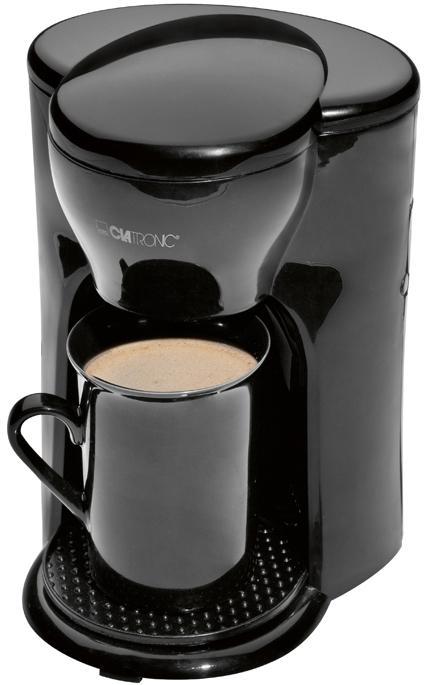 Clatronic KA 3356, Black кофеварка