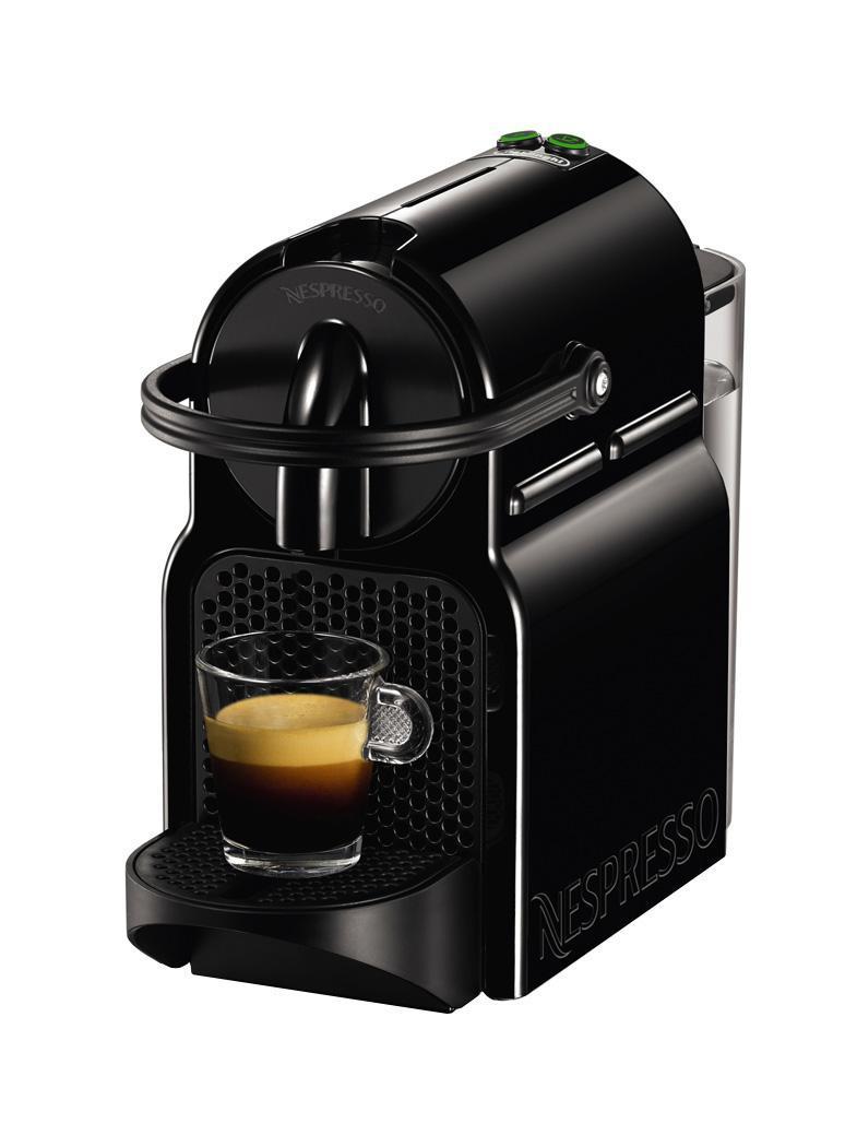 DeLonghi EN 80.B Nespresso, Black кофеваркаEN 80 BЛегкая установка количества воды на порцию позволяет кофемашине автоматически остановить подачу кофе, когда это необходимо Благодаря улучшенному термоблоку, кофемашина готова к приготовлению кофе через 25 секунд после включения