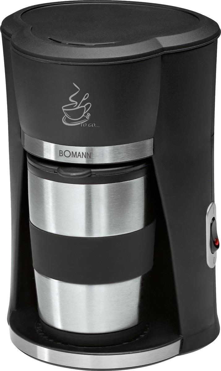 Кофеварка Bomann KА 180 CB Black