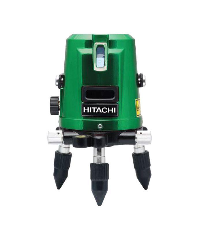 Уровень лазерный Hitachi HLL 50-3HLL 50-3 лазерный уровеньЛазерный уровень Hitachi HLL 50-3 - это тип лазерных нивелиров. С помощью него вы можете быстро произвести три вертикальных линии и горизонтальную разметку для проведения работ как внутри помещения, так и на улице. Лазерые излучатели: 635 нм/точка отвеса 650 нм; Класс лазера: 2; Точность: ±2/10 мм/м; Диапазон самовыравнивания: ±3°; Рабочий диапазон: 40 м, с приемником 70 м; Источник питания: 3 x AA батарейки; Резьба под штатив 5/8.