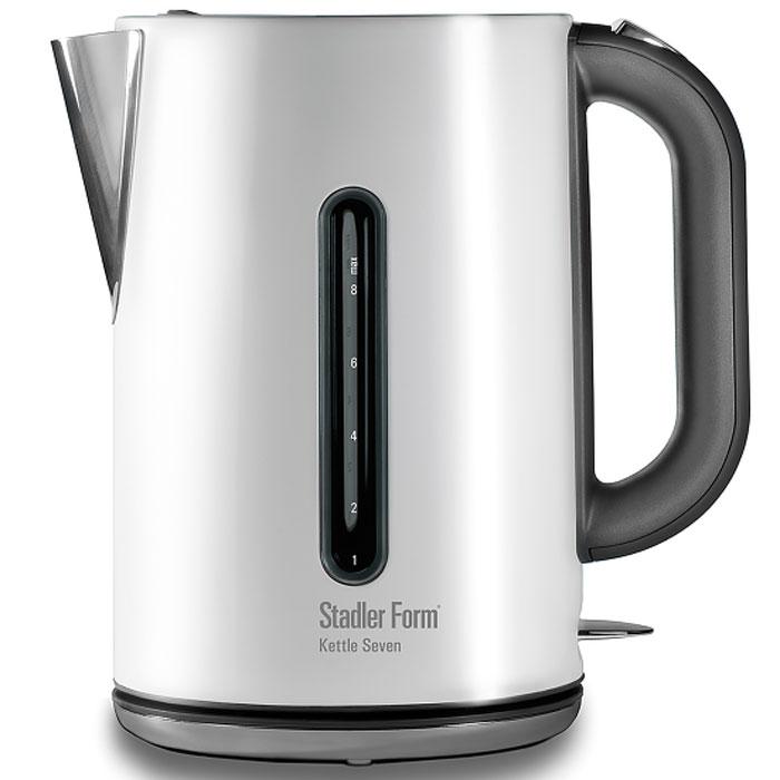 Stadler Form Kettle Seven SFK.807, White электрочайникSFK.807
