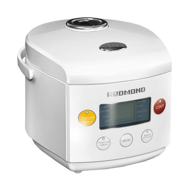 Redmond RMC-02 White мультиварка