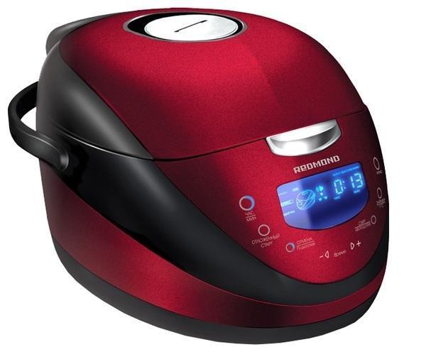 Redmond RMC-M150 Red мультиварка