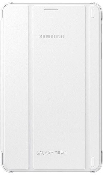 Samsung EF-BT330 BookCover чехол для Galaxy Tab 4 8.0, WhiteEF-BT330BWEGRUВ закрытом состоянии оригинальный чехол Samsung EF-BT330 для Galaxy Tab Pro 4.8.0 надёжно защищает мобильное устройство от повреждений. К тому же его лёгкий вес и компактность позволят вам получить максимум удобства и комфорта при ежедневном использовании планшета. Используя чехол-книжку Samsung EF-BT330 BookCover для Galaxy Tab Pro 4.8.0, вы можете разместить планшет в любом удобном для вас месте. Достаточно открыть чехол, сложить его в подставку, и вы готовы к комфортному набору текста, редактированию документов, просмотру фотографий и видео.