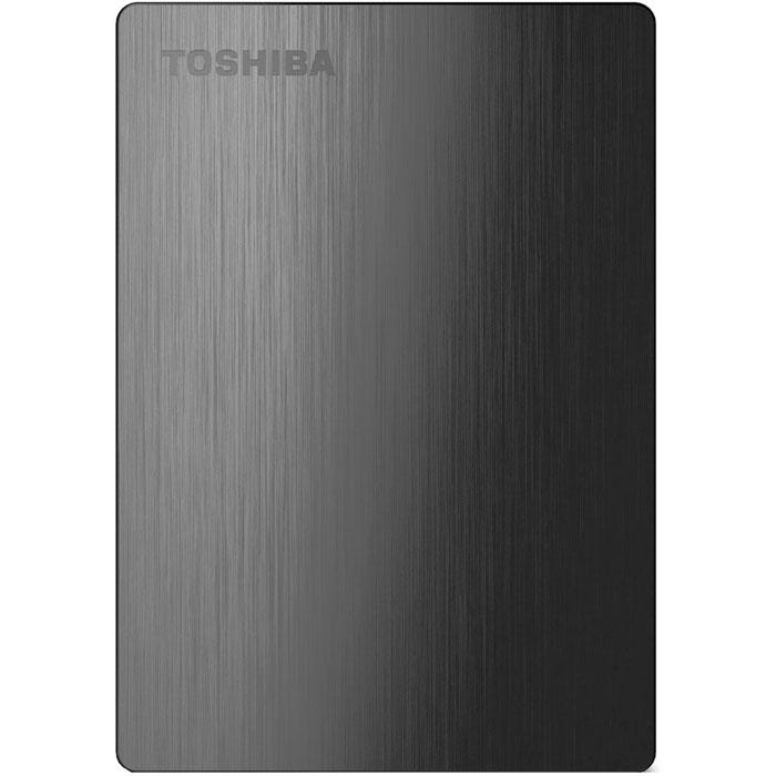Toshiba Stor.E Slim 500GB, Black внешний накопитель (HDTD205EK3DA)HDTD205EK3DAБлагодаря системе блокировки паролем, имеющейся на внешнем жёстком диске Toshiba Stor.E Slim, вы можете не бояться за сохранность ваших данных. Его элегантный, тонкий и лёгкий дизайн делает его отличным спутником для вашего Mac. Благодаря совместимости с Apple Time Machine вы можете легко создавать резервные копии ваших данных. А благодаря порту USB 3.0 Вы моментально можете перекачивать файлы. Также вы будете иметь возможность удалённого доступа к вашим данным. Файловая система: NTFS Возможность переформатирования в HFS+ для Mac Поддерживаемые ОС: Windows XP / Vista / 7 / 8 / 8.1; Apple Mac OS X 10.6.6 / 10.6.7 / 10.6.8 / 10.7 / 10.8