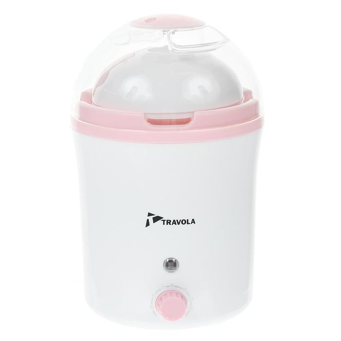 Travola MD-1000S, White Pink йогуртница с таймером