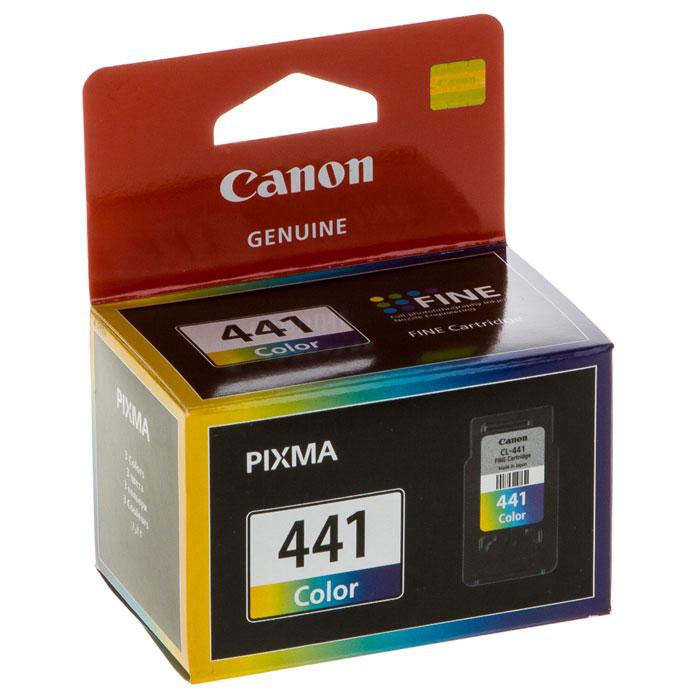 Canon CL-441CMY цветной картридж для струйных МФУ/принтеров5221B001Цветной картридж Canon CL-441 для струйных принтеров.