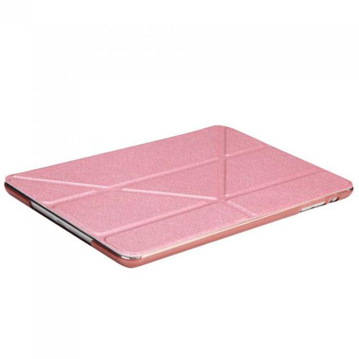 IT Baggage Hard Case чехол для iPad Mini Retina/ iPad mini 3, PinkITIPMINI01-3Чехол IT Baggage Hard Case для iPad Mini Retina – это стильный и лаконичный аксессуар, позволяющий сохранить планшет в идеальном состоянии. Надежно удерживая технику, обложка защищает корпус и дисплей от появления царапин, налипания пыли. Также чехол IT Baggage для iPad Mini Retina можно использовать как подставку для чтения или просмотра фильмов. Имеет прозрачную заднюю крышку и свободный доступ ко всем разъемам устройства.