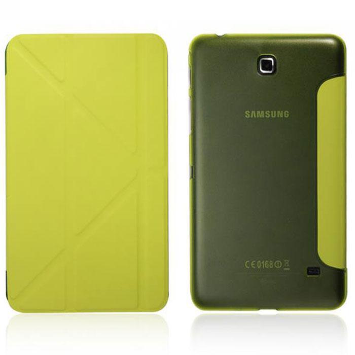 IT Baggage Hard Case чехол для Samsung Galaxy Tab 4 7, LimeITSSGT4701-5Чехол IT Baggage Hard Case для Samsung Galaxy Tab 4 7 - это стильный и лаконичный аксессуар, позволяющий сохранить планшет в идеальном состоянии. Надежно удерживая технику, обложка защищает корпус и дисплей от появления царапин, налипания пыли. Также чехол IT Baggage для Samsung Galaxy Tab 4.7 можно использовать как подставку для чтения или просмотра фильмов. Имеет прозрачную заднюю крышку и свободный доступ ко всем разъемам устройства.