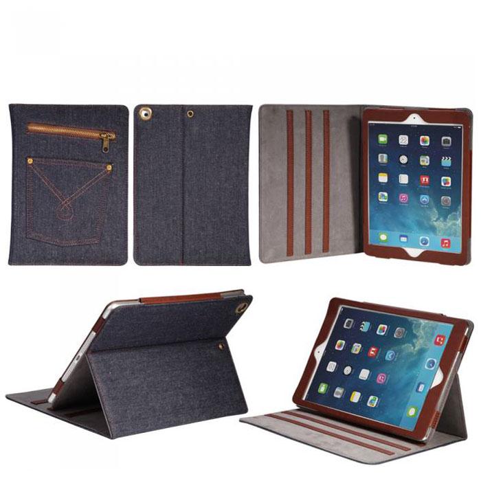 IT Baggage Jeans чехол для iPad Air 9. 7, Black Blue