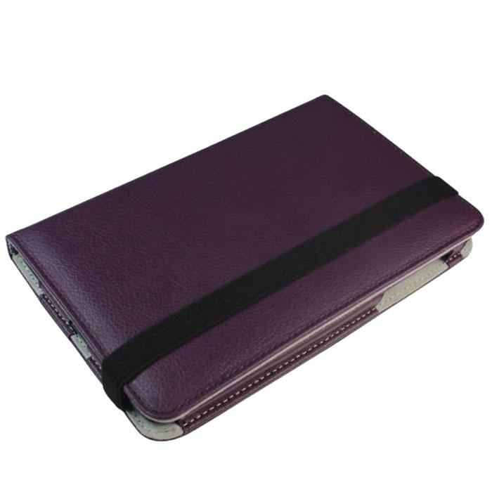IT Baggage чехол для Asus Nexus 7, PurpleITASNX704-4Чехол IT Baggage для Asus Nexus 7 - это стильный и лаконичный аксессуар, позволяющий сохранить планшет в идеальном состоянии. Надежно удерживая технику, обложка защищает корпус и дисплей от появления царапин, налипания пыли. Имеет свободный доступ ко всем разъемам устройства.