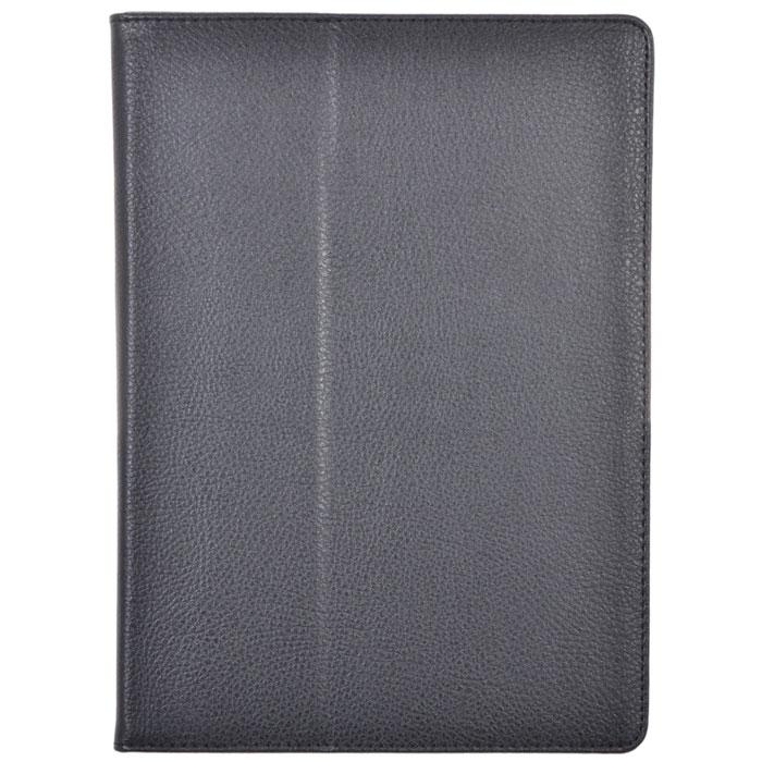 IT Baggage чехол для iPad Air 9.7, BlackITIPAD502-1Чехол IT Baggage для iPad Air 9.7 - это стильный и лаконичный аксессуар, позволяющий сохранить планшет в идеальном состоянии. Надежно удерживая технику, обложка защищает корпус и дисплей от появления царапин, налипания пыли. Также чехол IT Baggage для iPad Air 9.7 можно использовать как подставку для чтения или просмотра фильмов. Имеет свободный доступ ко всем разъемам устройства.