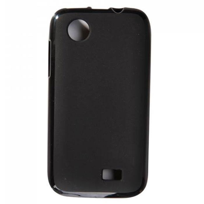 IT Baggage чехол для Lenovo A369 TPU, BlackITLNA369T-1Чехол IT Baggage для Lenovo A369 - это стильный и лаконичный аксессуар, позволяющий сохранить телефон в идеальном состоянии. Надежно удерживая технику, чехол защищает корпус от появления царапин, налипания пыли и механических повреждений. Имеет свободный доступ ко всем разъемам устройства.