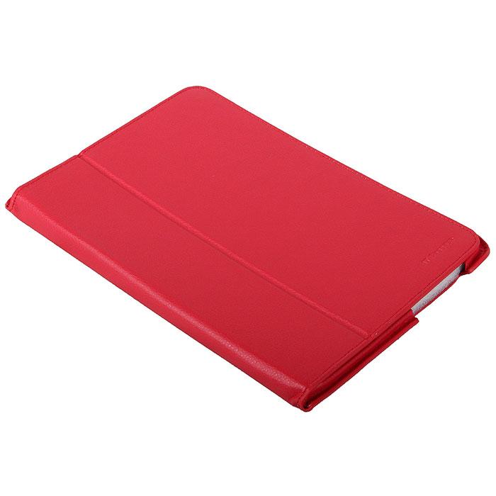 IT Baggage Slim чехол для Samsung Galaxy Tab 2 10.1, RedITSSGT1025-3Чехол IT Baggage Slim для Samsung Galaxy Tab 2 10.1- это стильный и лаконичный аксессуар, позволяющий сохранить планшет в идеальном состоянии. Надежно удерживая технику, обложка защищает корпус и дисплей от появления царапин, налипания пыли. Также чехол IT Baggage Slim для Samsung Galaxy Tab 2 10.1 можно использовать как подставку для чтения или просмотра фильмов. Имеет свободный доступ ко всем разъемам устройства.