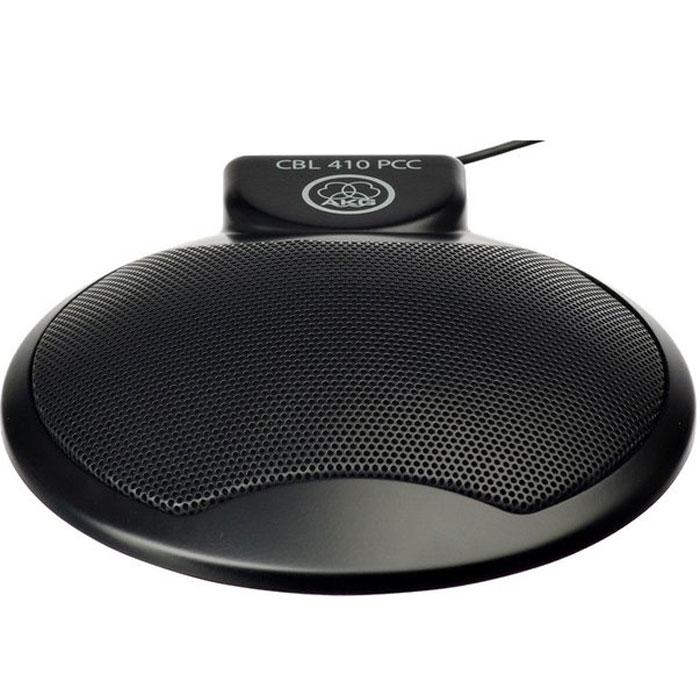 AKG CBL 410 PCC, Black настольный конденсаторный микрофонCBL 410 PCCМикрофон AKG CBL 410 PCC можно использовать с любым ПК или ноутбуком. Воспроизводит голос с чётким и естественным звуком. Для работы с этим устройством не нужны драйверы.