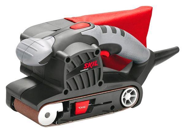Ленточная шлифовальная машина Skil 1210LA
