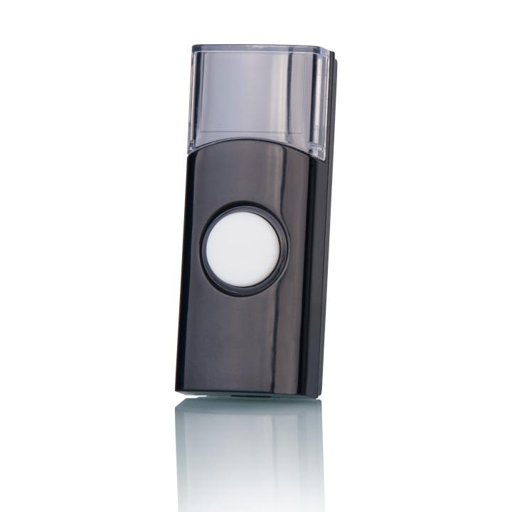 Кнопка для беспроводного звонка Elektrostandard - DBB02WL Черныйa027587Беспроводные звонки Elektrostandard – это современное удобное средство связи и оповещения. Отсутствие проводов значительно упрощает процесс установки звонка и расширяет область его применения. Беспроводной звонок может использоваться не только в качестве дверного звонка, но и в качестве портативного устройства оповещения, которое находит свое применение в быту, на производстве и в охранных комплексах. Звонки имеют световое и звуковое оповещение и оснащены регулятором уровня громкости. Один звонок способен работать с несколькими кнопками одновременно, что особенно актуально, если помещение имеет несколько входов. Также, к одной кнопке можно подключить несколько звонков, что позволяет размещать отдельные звонки в разных помещениях, комнатах, этажах и т.д., например, в многоэтажных коттеджах.