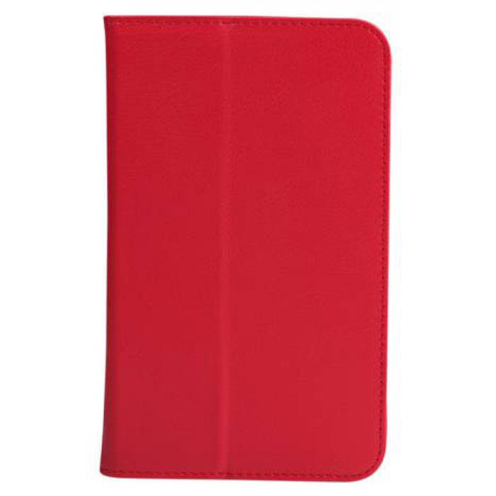 IT Baggage чехол для Samsung Galaxy Tab 3 8.0, RedITSSGT8302-3IT Baggage для Samsung Galaxy Tab 3 8.0 - фирменный стильный чехол IT Baggage с возможностью фиксации в горизонтальном положении. Он сохранит ваш планшет от царапин, пыли и грязи. Даже при частом использовании в нём вашего планшетного компьютера, его хватит на несколько лет.