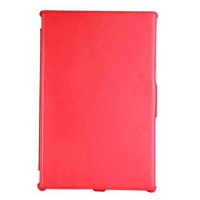 IT Baggage чехол-мультистенд для Nokia Lumia 2520, RedITN25205-3IT Baggage для Nokia Lumia 2520 - чехол-мультистенд, который сохранит ваш планшет от царапин, пыли и грязи. Основа чехла имеет специальную рамку, надежно удерживающую планшет внутри. Крышка его выполнена из бархатистого материала, который обеспечивает деликатную защиту дисплея. Имеется возможность использования в виде настольной подставки.