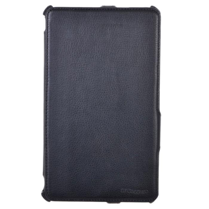 IT Baggage чехол-мультистенд для Samsung Galaxy Tab Pro 8.4, BlackITSSGT8P05-1IT Baggage для Samsung Galaxy Tab Pro 8.4 - чехол-мультистенд, который сохранит ваш планшет от царапин, пыли и грязи. Основа чехла имеет специальную рамку, надежно удерживающую планшет внутри. Крышка его выполнена из бархатистого материала, который обеспечивает деликатную защиту дисплея. Имеется возможность использования в виде настольной подставки.