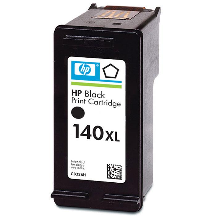 HP CB336HE (140XL), Black струйный картриджCB336HEС помощью чёрного струйного картриджа HP CB336HE с чернилами Vivera можно максимально экономично