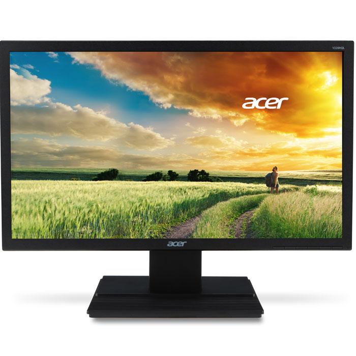 Acer V226HQLAB, Black монитор850096Монитор Acer V226HQLAB - это сочетание профессионального дизайна, высокого качества воспроизведения изображения и инновационных технологий. Технология Acer Adaptive Contrast Management улучшает качество детализации картинки, особенно при отображении ярких сцен и объектов, обеспечивая динамическое регулирование уровня контрастности для получения исключительно четкого изображения. Каждая сцена анализируется для покадровой настройки изображения и улучшения качества цвета, гарантируя самый высокий уровень белого и черного. Технология Acer ComfyView устраняет блики и обеспечивает более комфортный просмотр изображения. А технология Acer eColor Management дает возможность настроить цвета, разрешение и качество изображения дисплея в соответствии с вашими предпочтениями.