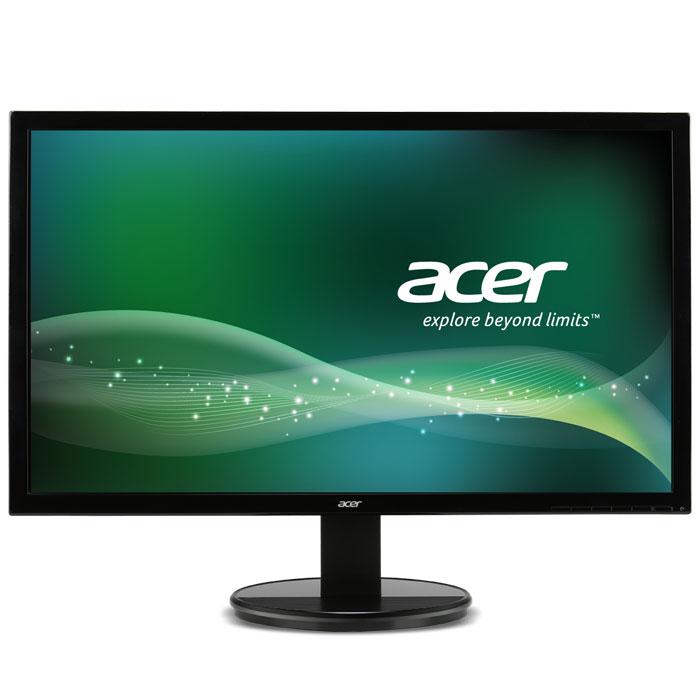 Acer K222HQLbd, Black монитор888963Монитор Acer K222HQLbd - это сочетание профессионального дизайна, высокого качества воспроизведения изображения и инновационных технологий. Технология Acer Adaptive Contrast Management улучшает качество детализации картинки, особенно при отображении ярких сцен и объектов, обеспечивая динамическое регулирование уровня контрастности для получения исключительно четкого изображения. Каждая сцена анализируется для покадровой настройки изображения и улучшения качества цвета, гарантируя самый высокий уровень белого и черного. Технология Acer ComfyView устраняет блики и обеспечивает более комфортный просмотр изображения. А технология Acer eColor Management дает возможность настроить цвета, разрешение и качество изображения дисплея в соответствии с вашими предпочтениями.