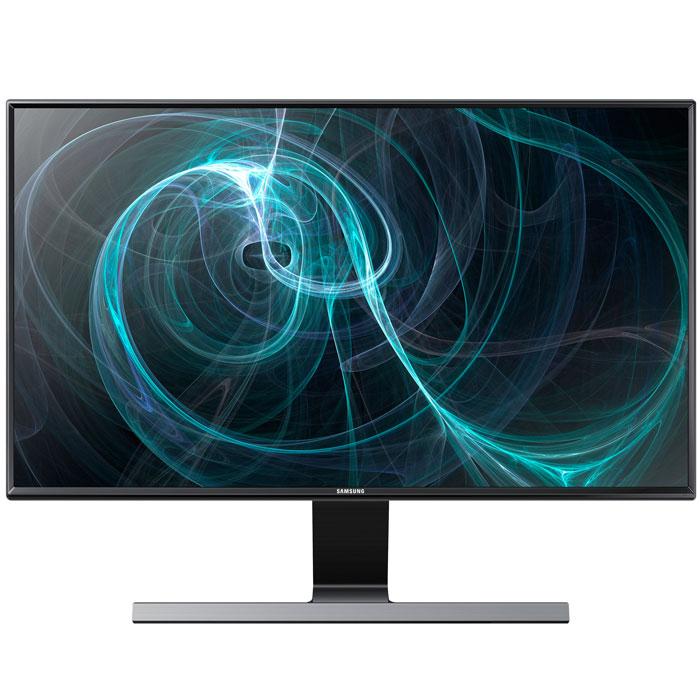 Samsung S24D590PL, Glossy Black мониторLS24D590PLX/RUДизайн еще никогда не обращал на себя такое внимание. Элегантный силуэт и минимализм дизайна, совмещенный с прямыми линиями и практичностью форм делает этот монитор идеальным инструментом для работы. Ничто больше не будет вас отвлекать от просмотра любимого фильма или игры в любимую аркаду. Когда мы говорим дизайн, то подразумеваем не отдельные части, а объект целиком - как он выглядит и какие эмоции вызывает. В новой серии мониторов компания Samsung использует новый подход к тому, как выглядит монитор. T-образная подставка выглядит необычно, занимает мало места и отлично справляется со стабильной фиксацией монитора. Встроенный режим (Game Mode) специально для тех, кто любит играть. Данный режим можно легко включить/выключить нажатием всего одной кнопки, он предназначен для оптимизации изображения (цветов и уровня контрастности) во время игры, что означает более насыщенные черный цвет и яркие светлые тона одновременно. Наблюдайте за качественной...