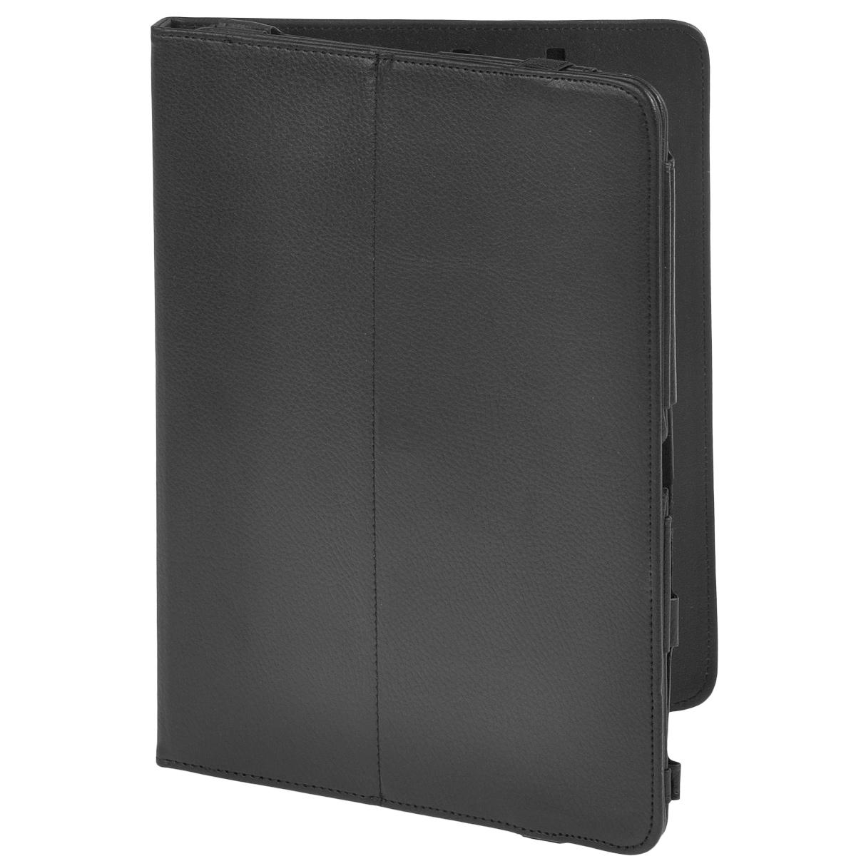 IT Baggage поворотный чехол для Prestigio Multipad 4 Diamond 10.1, BlackITPRE101-1Поворотный чехол IT Baggage для Prestigio Multipad 4 Diamond 10.1 - это стильный и лаконичный аксессуар, позволяющий сохранить планшет в идеальном состоянии. Надежно удерживая технику, обложка защищает корпус и дисплей от появления царапин, налипания пыли. Также чехол IT Baggage для для Prestigio Multipad 4 Diamond 10.1можно использовать как подставку для чтения или просмотра фильмов. Имеет свободный доступ ко всем разъемам устройства.