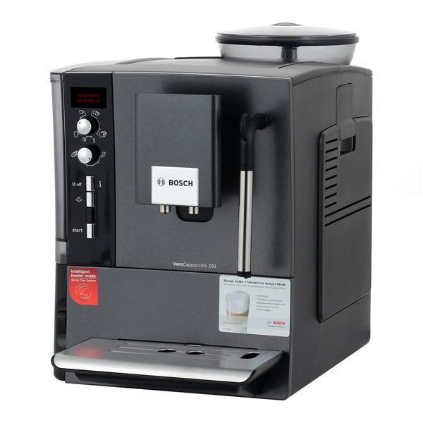 Bosch TES55236RU VeroCappuccino кофемашина ( TES55236RU )