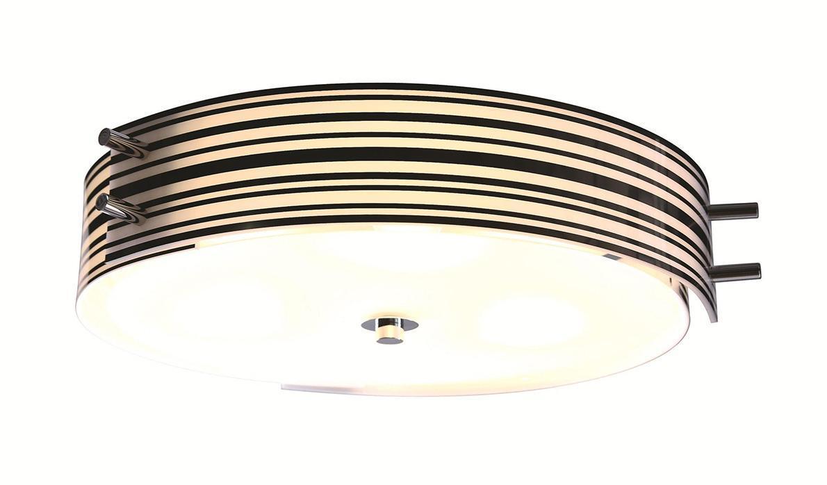 Потолочный светильник ST-LUCE SL484 542 06SL484 542 06Белый-Чёрный, E14 6*60W