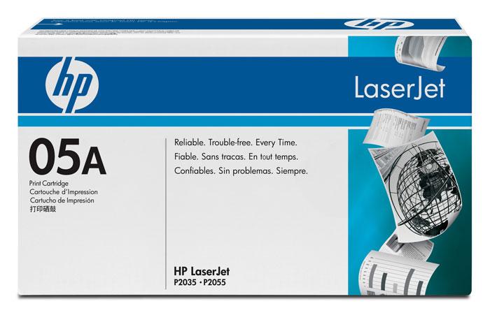 HP CE505A (05A), blackCE505AКартридж HP CE505A (05A) с чернилами для печати черно-белых текстов. Доверьтесь надежной работе оригинальных картриджей HP. Каждый оригинальный картридж НР является принципиально новым и гарантирует великолепное качество печати. Доступная и надежная печать каждый день Наилучшее качество с оригинальными чернилами HP