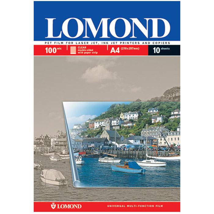 Lomond PE Universal Film A4/50л пленка универсальная для лазерной и струйной печати