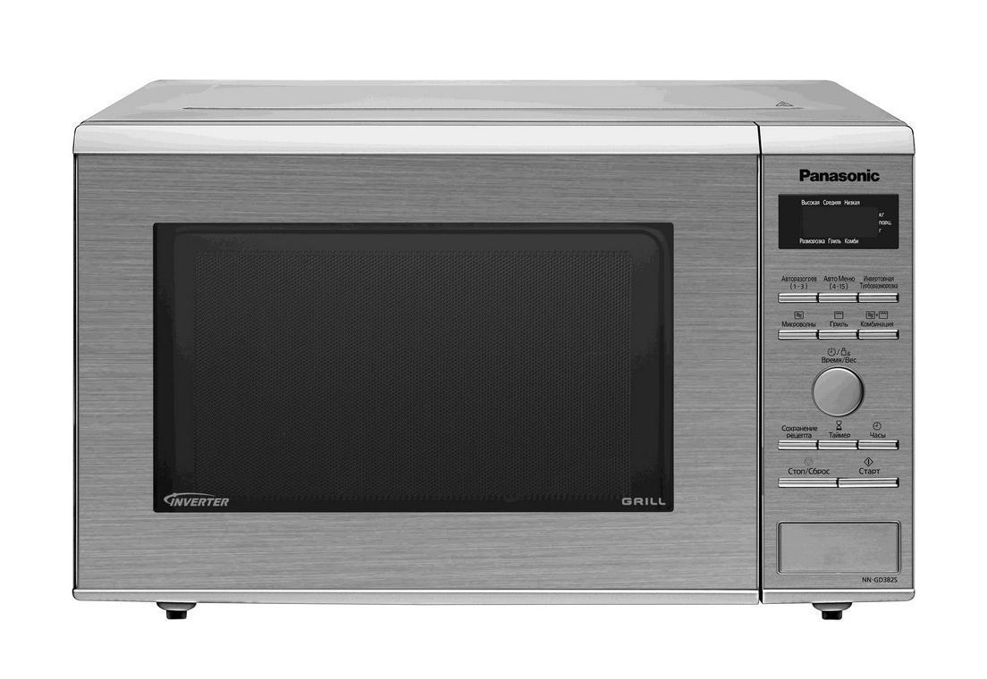 Panasonic NN-GD382SZPE Микроволновая печь